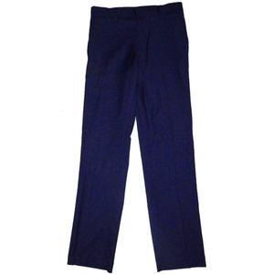 MENS DRESS PANTS TOPMAN BLUE SLIM FIT 28 x 31
